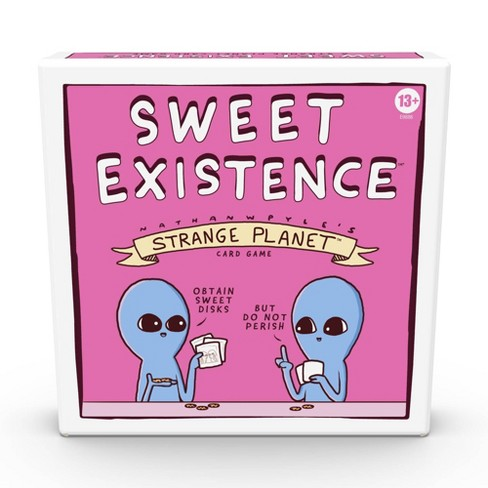 Sweet Existence A Strange Planet Card Game - image 1 of 4