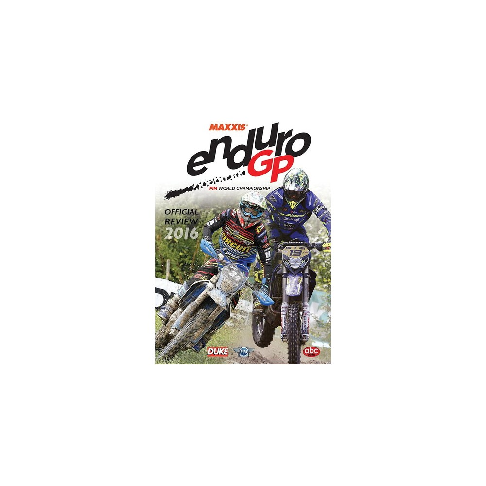World Enduro:2016 Review (Dvd)