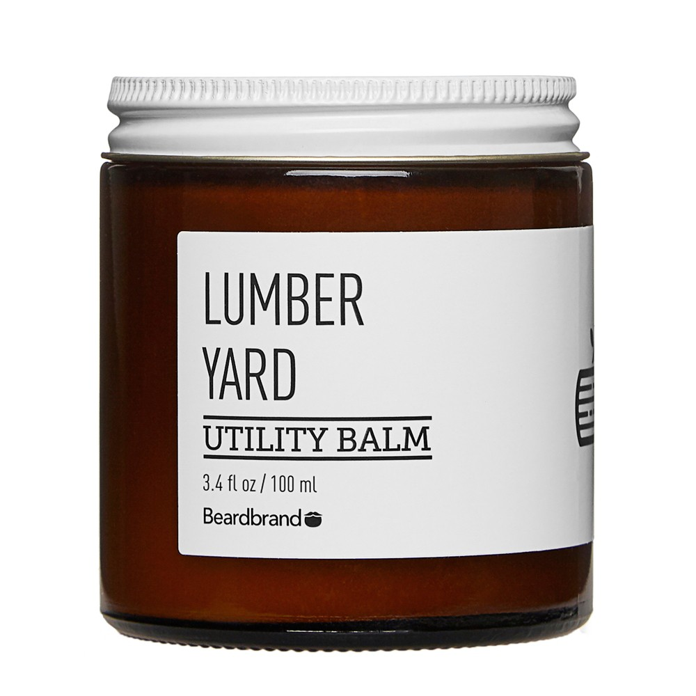 Image of Beardbrand Lumber Yard Beard Utility Balm - 3.4 fl oz