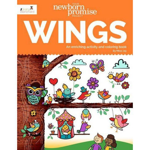 Your Newborn Promise Project Wings - (Paperback) - image 1 of 1