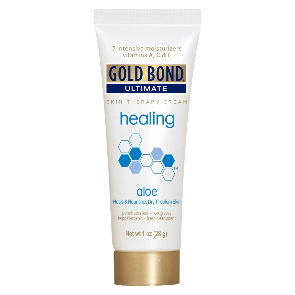 Gold Bond Ultimate Healing Trial Hand And Body Lotions 1oz