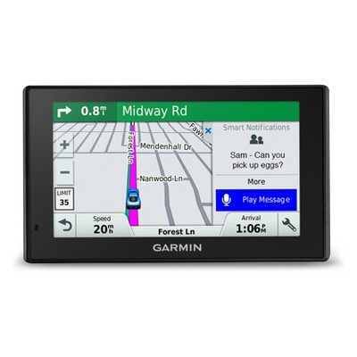 Garmin DriveSmart 51 NA LMT-S Vehicle GPS - Black (010-01680-02)