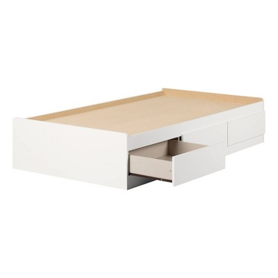 Munich Mates Bed with 3 Drawers - South Shore