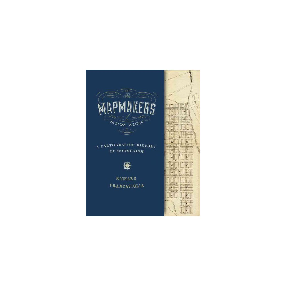 The Mapmakers of New Zion (Hardcover)