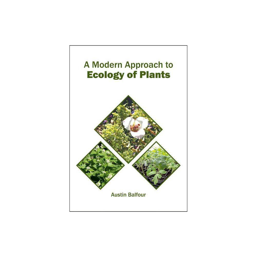 Low Price A Modern Approach To Ecology Of Plants Hardcover