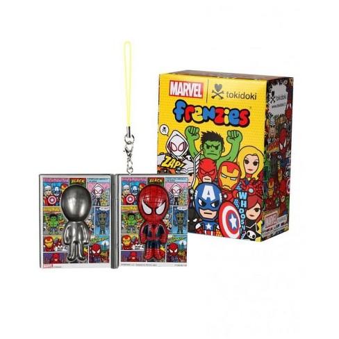 Marvel Tokidoki Frenzies Mini Book Captain Marvel