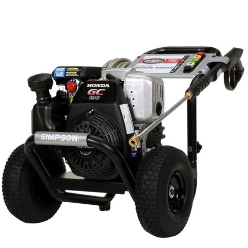 Simpson MSH3125-S 3200 PSI 2.5 GPM Gas Pressure Washer - image 1 of 4