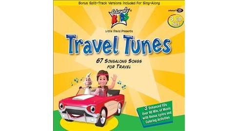 Cedarmont Kids - Travel Tunes (CD) - image 1 of 1