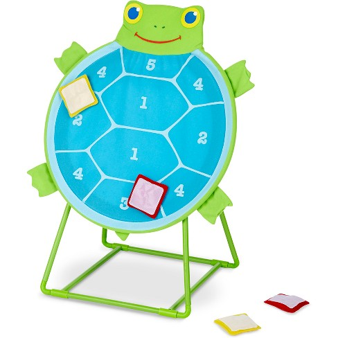 Melissa & Doug Sunny Patch Dilly Dally Turtle Target Action Game - image 1 of 3