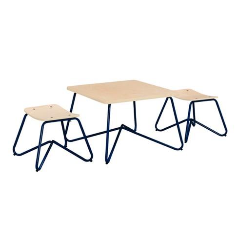 Magnificent Kellan 3 Piece Table Set Dailytribune Chair Design For Home Dailytribuneorg