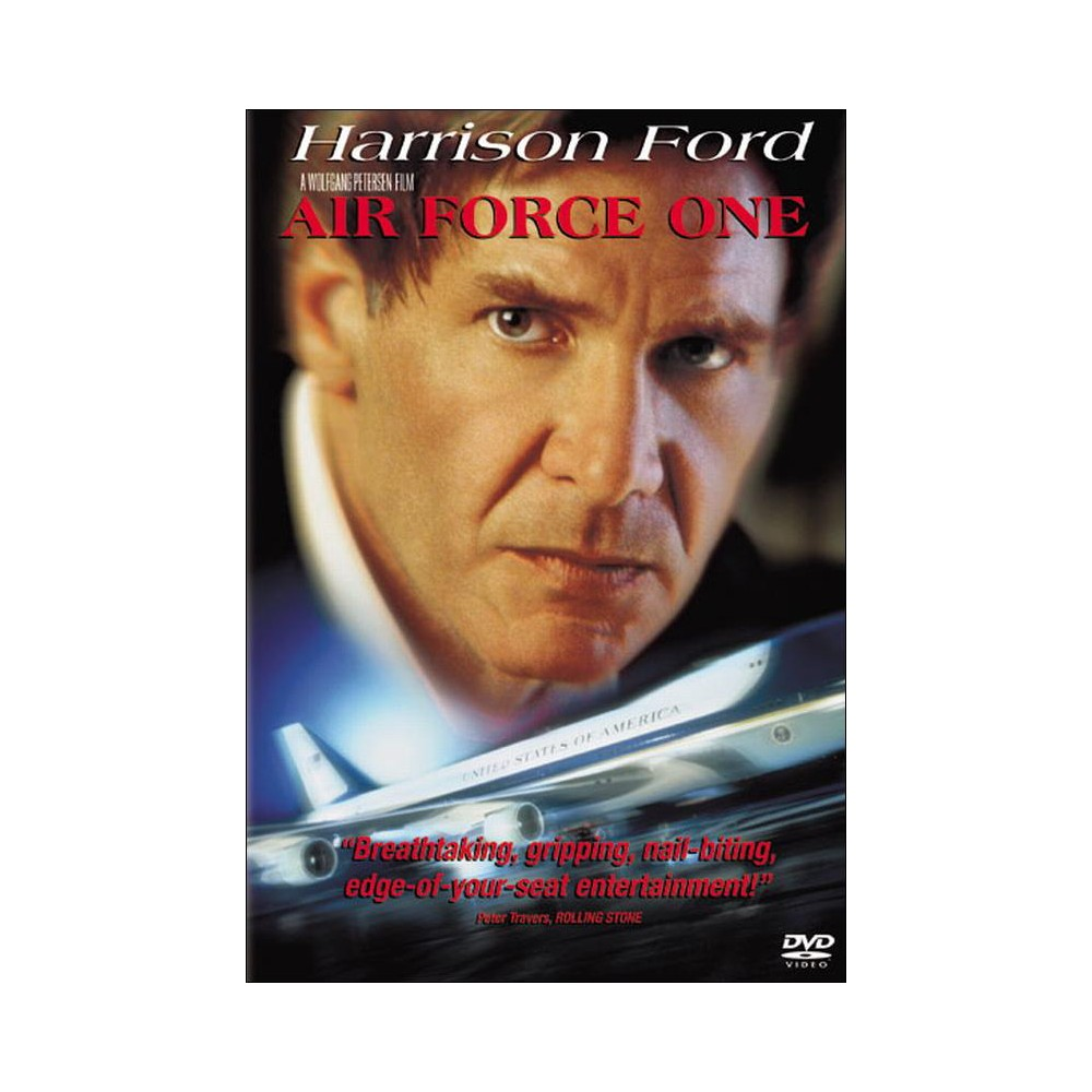 Air Force One (P&s) (dvd_video)