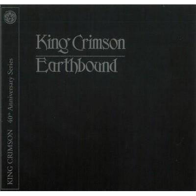 King Crimson - Earthbound 40th Anniversary Edition (CD)