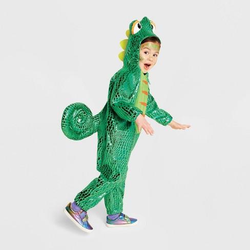 Toddler Plush Chameleon Halloween Costume - Hyde & EEK! Boutique™ - image 1 of 1