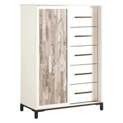 Evanni Dressing Chest White - Signature Design by Ashley