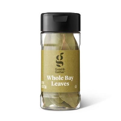 Whole Bay Leaves - 0.12oz - Good & Gather™