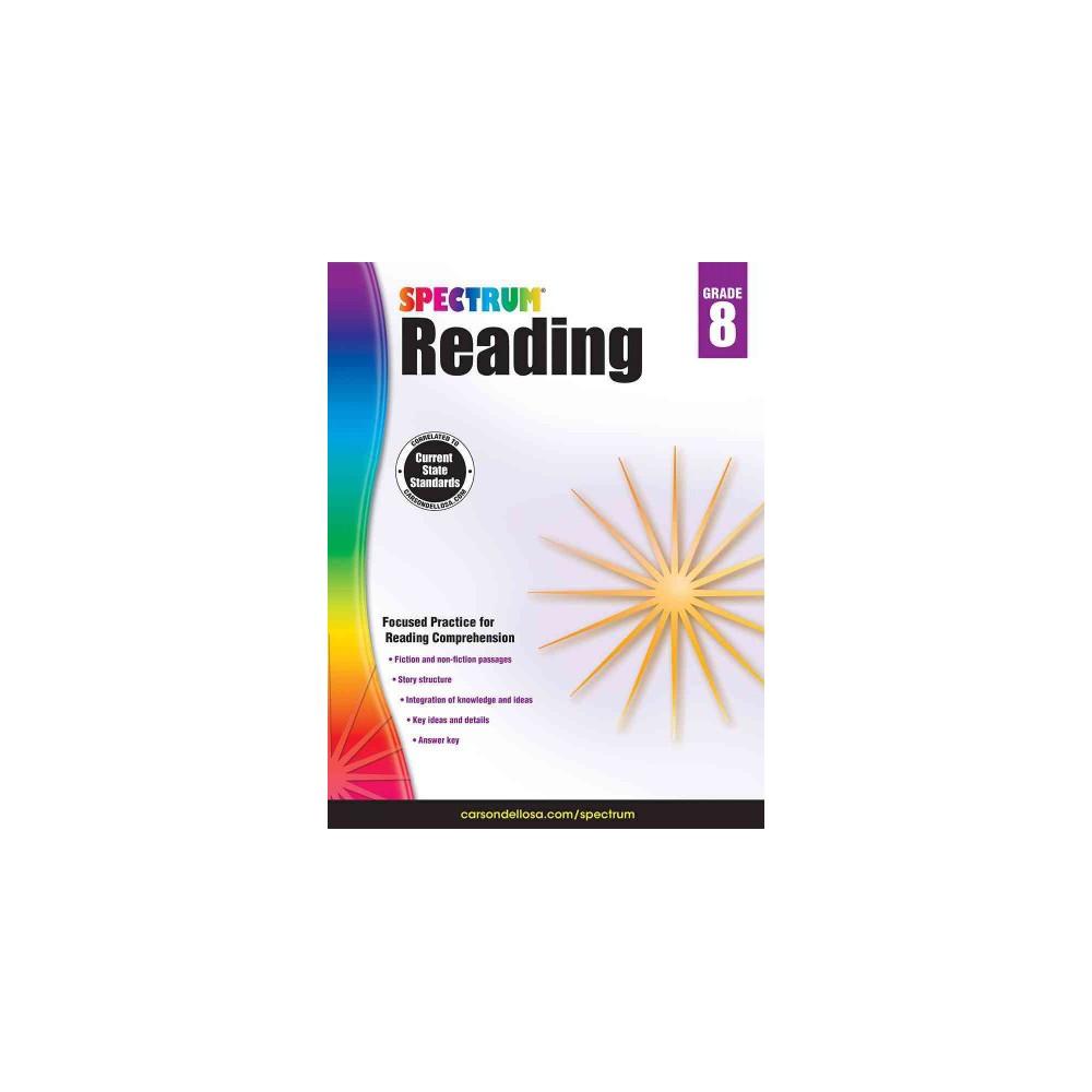 Spectrum Reading, Grade 8 (Paperback)