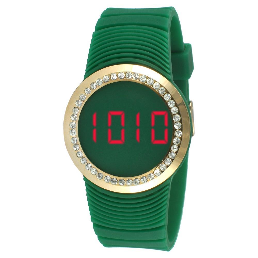 Women's Tko Digital Touch Watch - Green