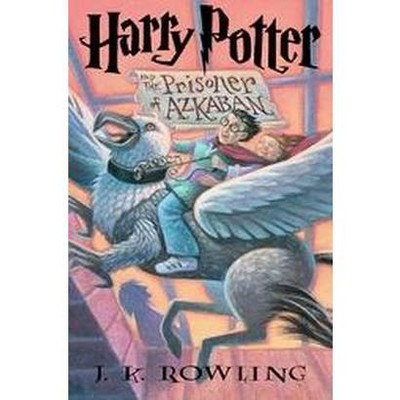 Harry Potter and the Prisoner of Azkaban - by J. K. Rowling
