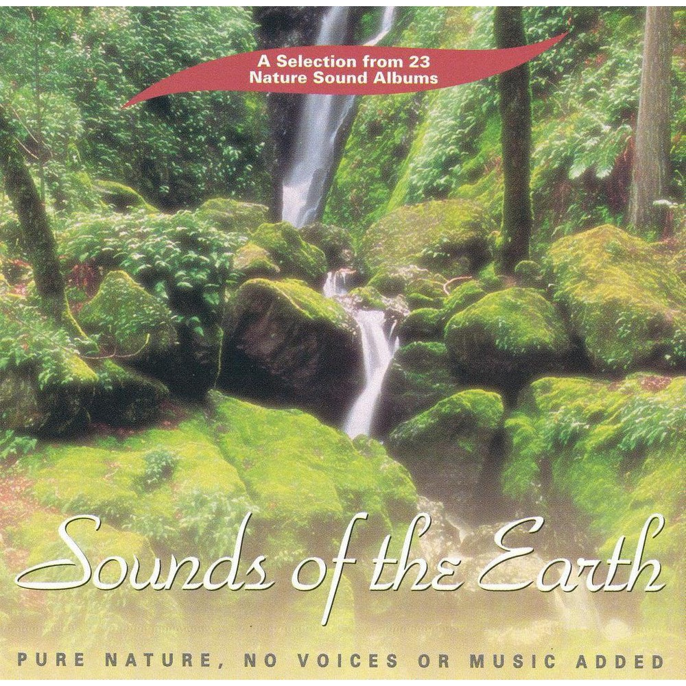 Various - Sounds Of The Earth Collection (CD)