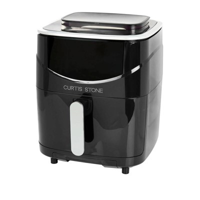 Curtis Stone 6.9-Quart Dura-Pan Air Fryer and Steamer Combo Refurbished