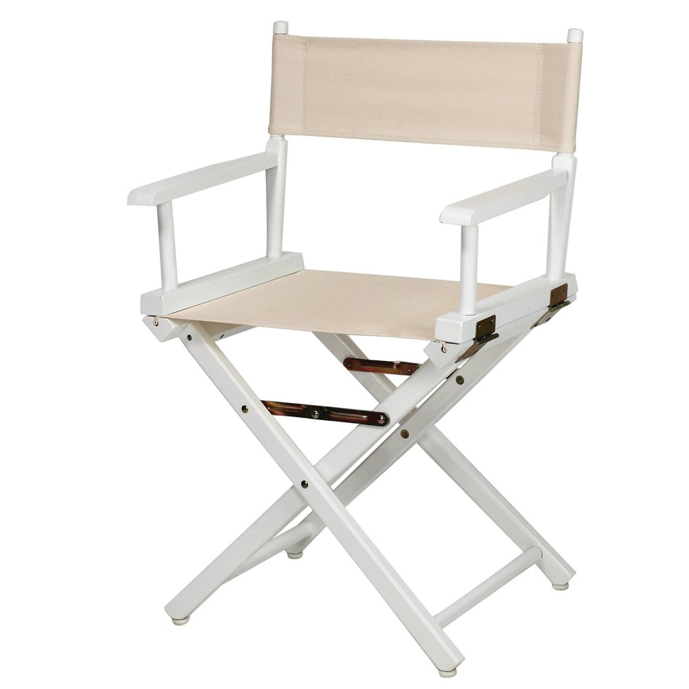 Wheat White Frame Director 39 S Chair