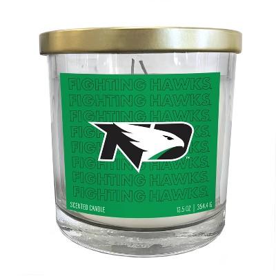 NCAA North Dakota Fighting Hawks Echo Team Candle
