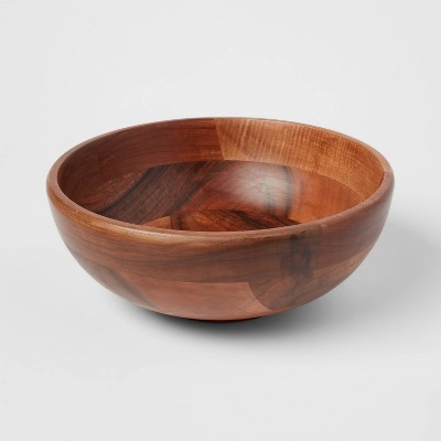77oz Wood Medium Serving Bowl - Threshold™