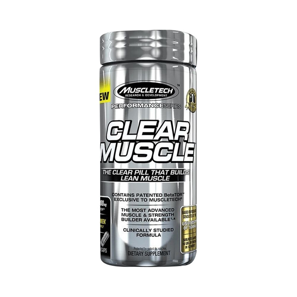 Muscletech Essential Series Platinum Bcaa 811 200 Caplets From Clear Muscle Nutritional Supplement Caps 84ct