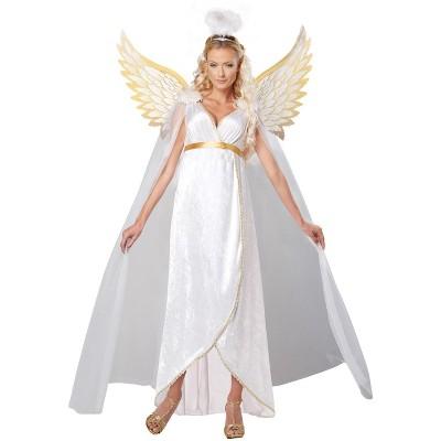California Costumes Biblical Guardian Angel Adult Costume