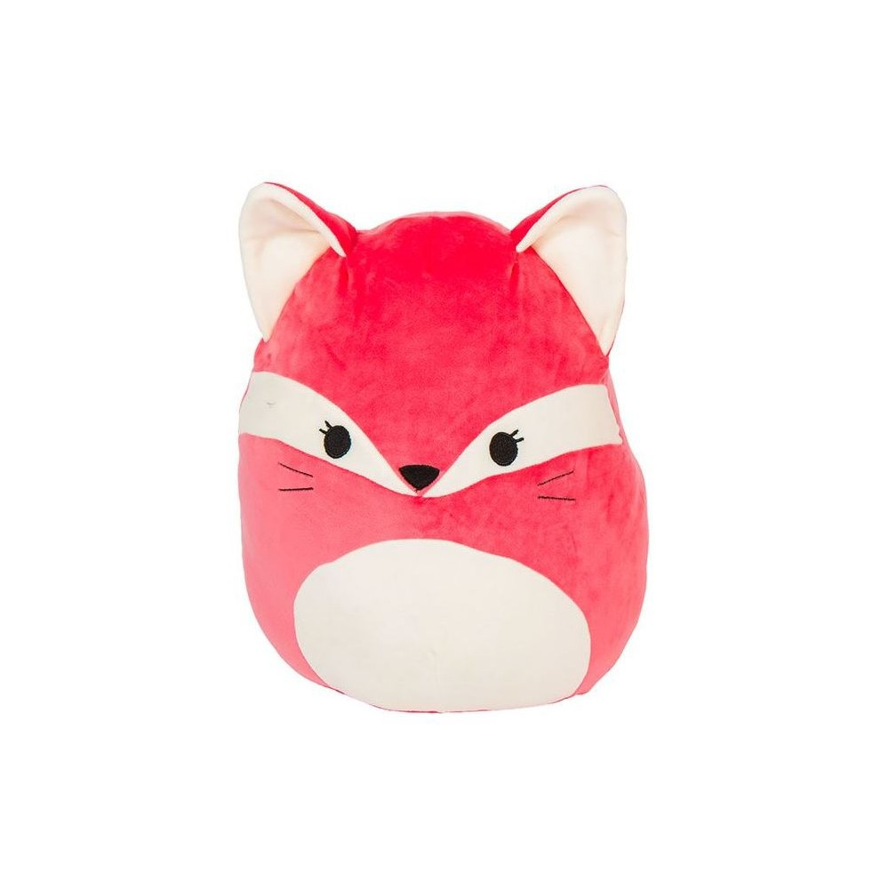 Squishmallow Fifi the Fox 16 Plush, Dusty Red