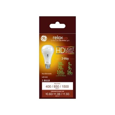 Ca Relax Light Bulb LED SW 30/70/100