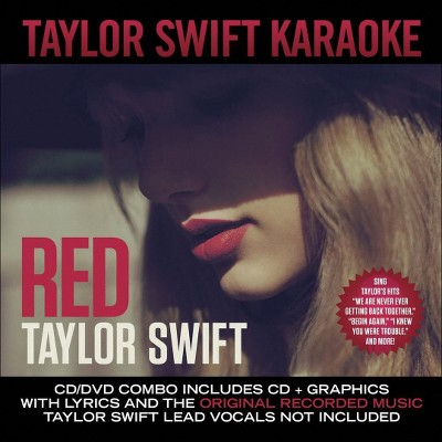 Red: Taylor Swift Karaoke (CD/DVD)