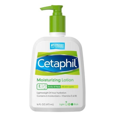 Cetaphil Moisturizing Lotion - 16 fl oz - image 1 of 4