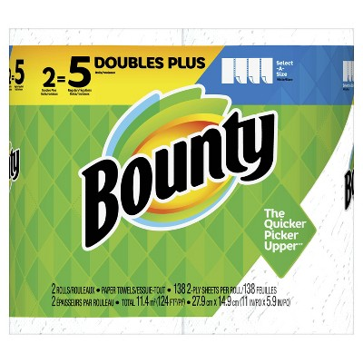 Paper Towels: Bounty