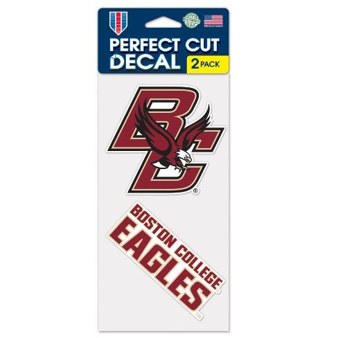 NCAA Boston College Eagles Window Decal 2pk - image 1 of 1
