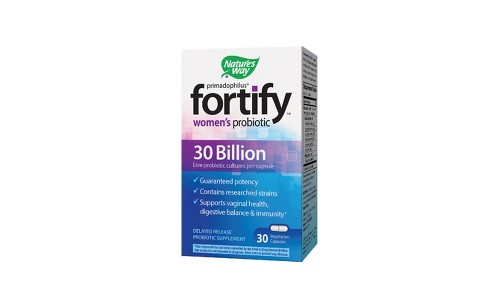Nature's Way Fortify Women's Probiotic Capsules - 30ct - image 1 of 1