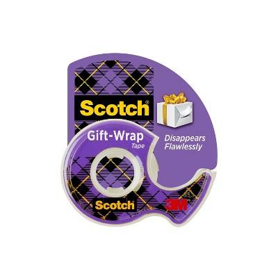 """Scotch GiftWrap Tape, 3/4"""" x 700"""""""