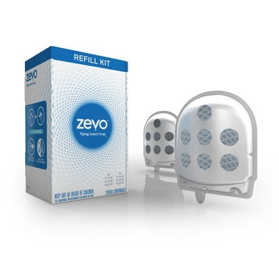 Zevo Flying Insect Trap Refill Kit