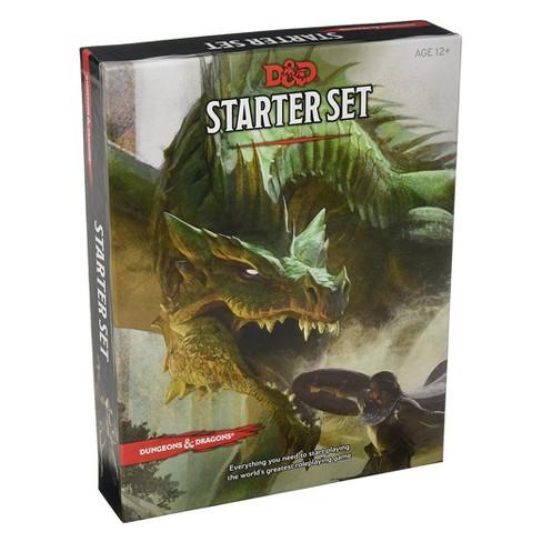 Dungeons & Dragons Starter Pack Game : Target