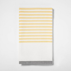 Striped Dual Sided Terry Kitchen Towel - Project 62™