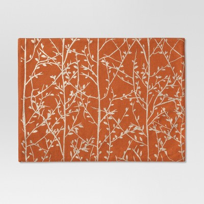 Branches Placemat - Orange - Threshold™