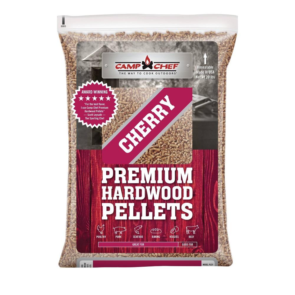Camp Chef Premium Hardwood Pellets – Brown 54459301