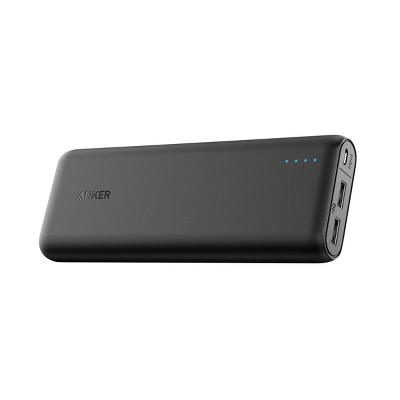 Anker PowerCore 20000mAh Quick Charge 3.0 Power Bank - Black