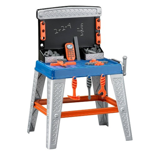 Stupendous Black And Decker Toy Tool Bench Assembly Instructions Ibusinesslaw Wood Chair Design Ideas Ibusinesslaworg