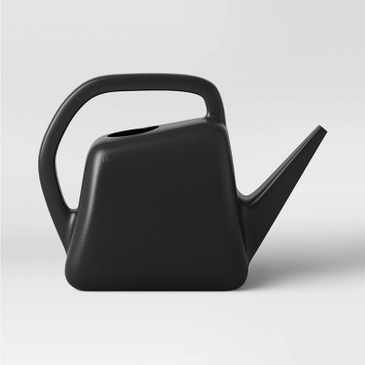 1gal Novelty Watering Can Black - Room Essentials™