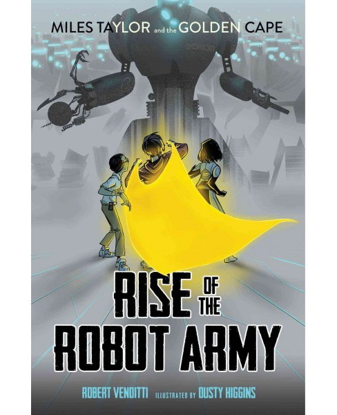 Rise of the Robot Army (Reprint) (Paperback) (Robert Venditti) - image 1 of 1