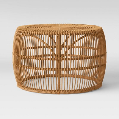 Pyronia Rattan Cage Coffee Table Natural - Opalhouse™