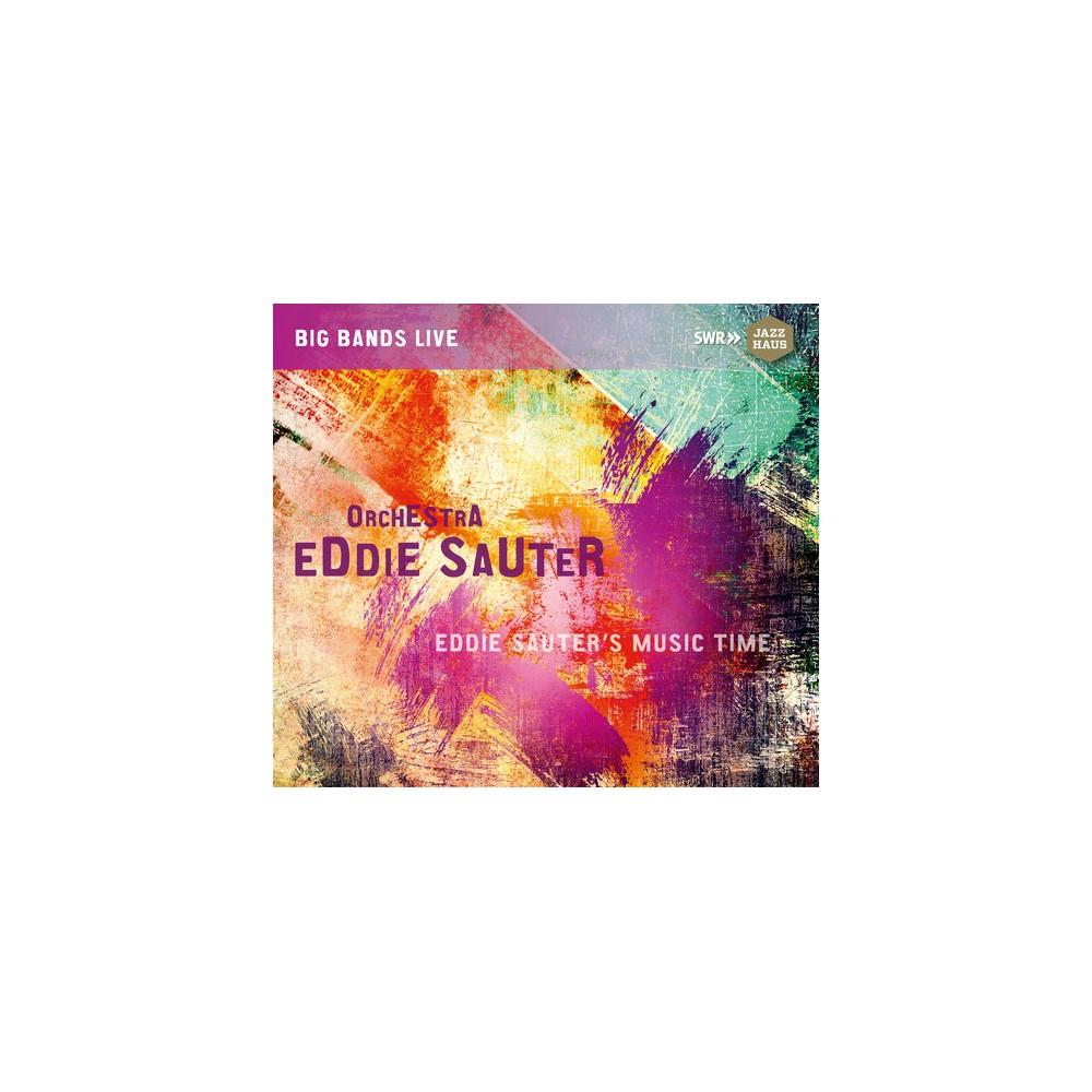 Eddie Sauter - Eddie Sauter's Music Time (CD)