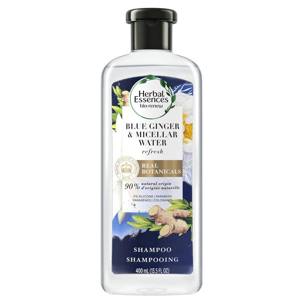Image of Herbal Essences Bio:renew Blue Ginger & Micellar Water Shampoo - 13.5 fl oz