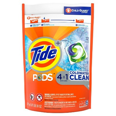 Tide Coldwater Pods